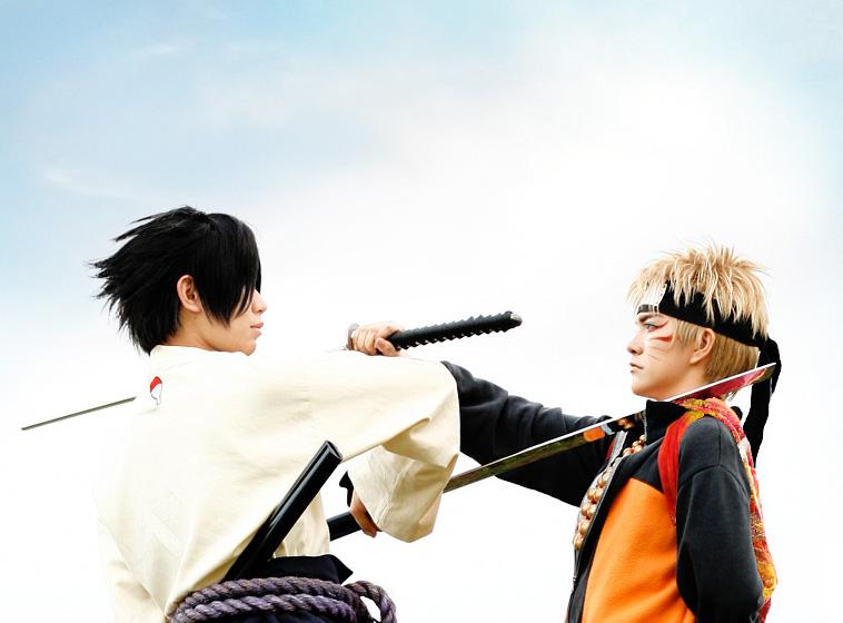 Wenn es schon keinen offiziellen Naruto Live-Action Film gibt, dann we