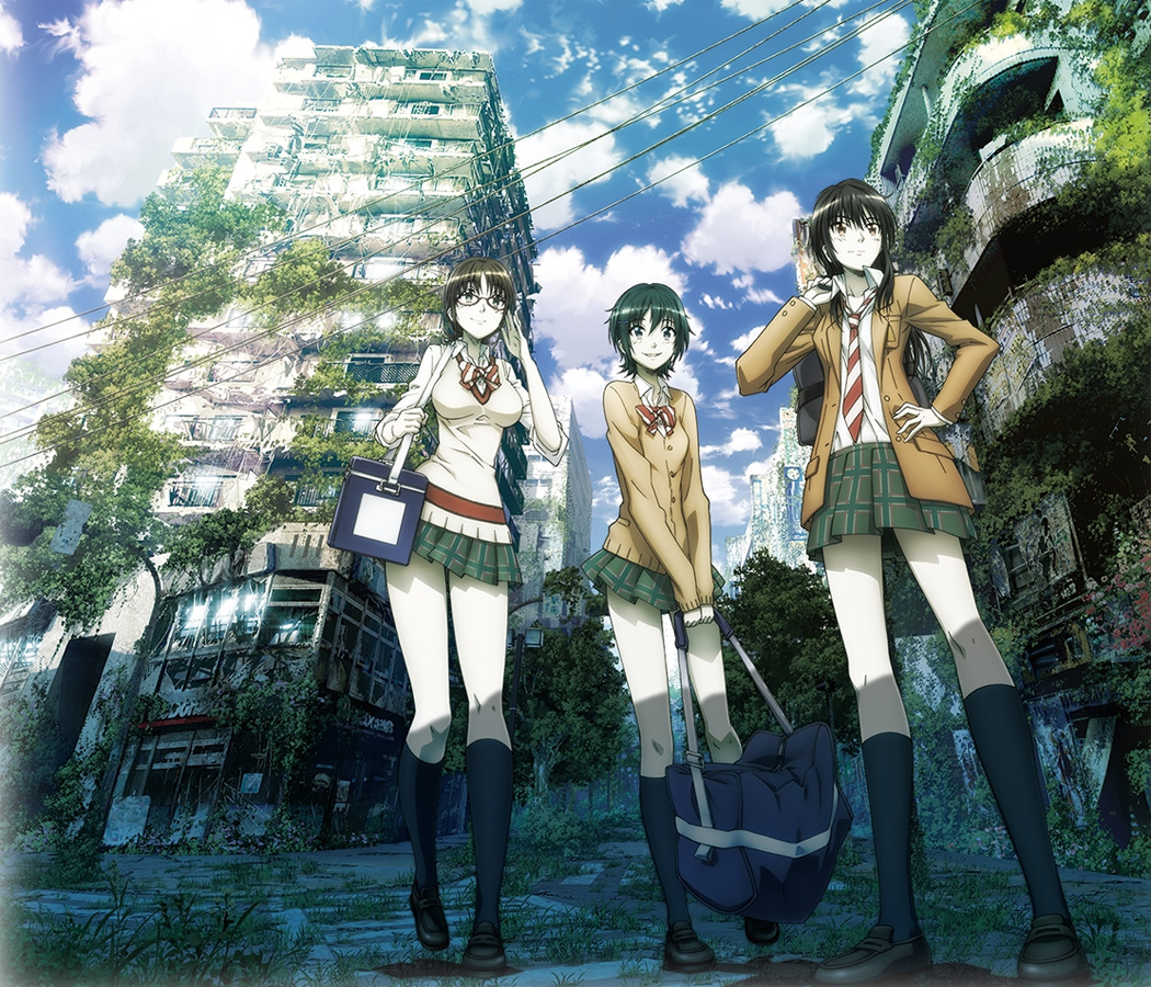 Die nächste Anime Lizenz von Kazé für Frühjahr 2015 ist die 13-tei