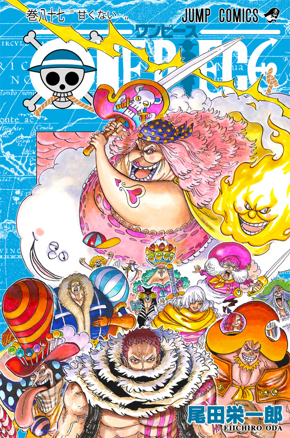 Die Zukunft des One Piece Mangas - Achtung enthält Spoilers *UPDATE*