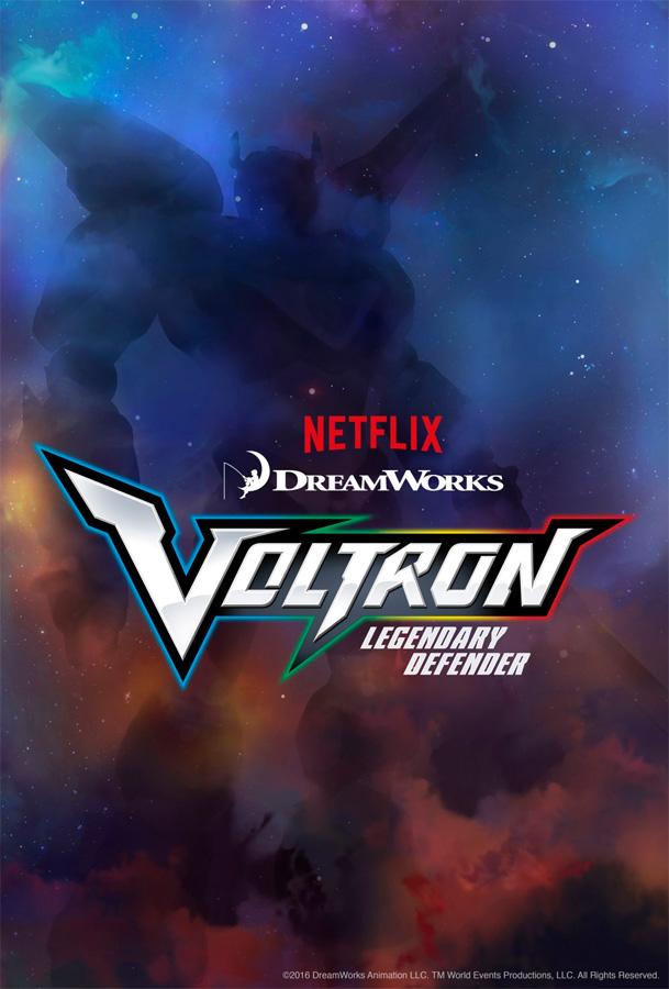 Neuauflage vom ScFi Anime Voltron in Kooperation mit Netflix und Dream