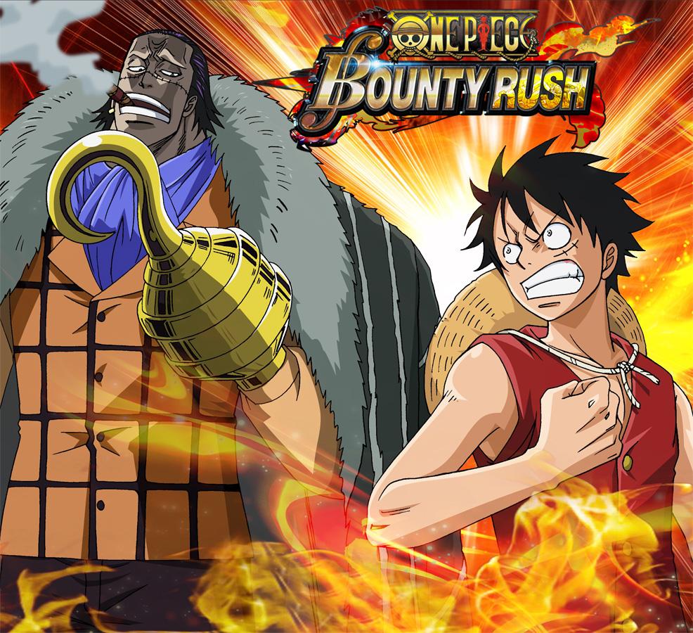 One Piece Bounty Rush erscheint für mobile Geräte