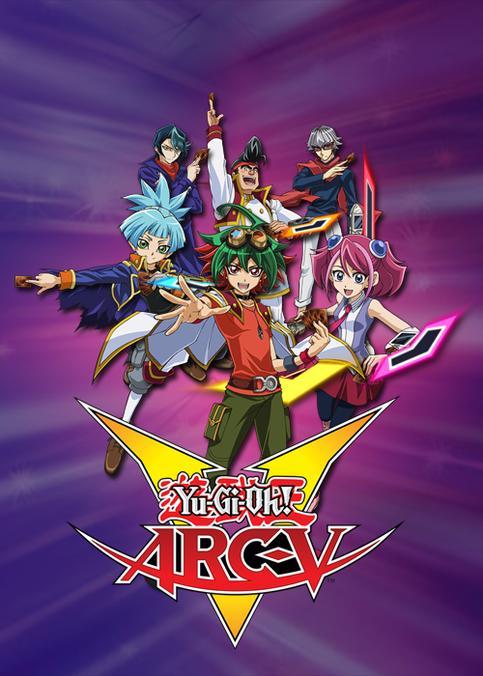 Yu-Gi-Oh! Arc-V (2014)