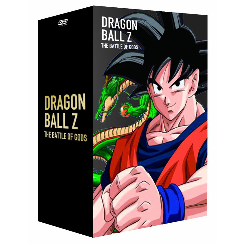 Dragon Ball Z: Battle of Gods DVD bzw. Blu-ray erscheint in Japan am 1