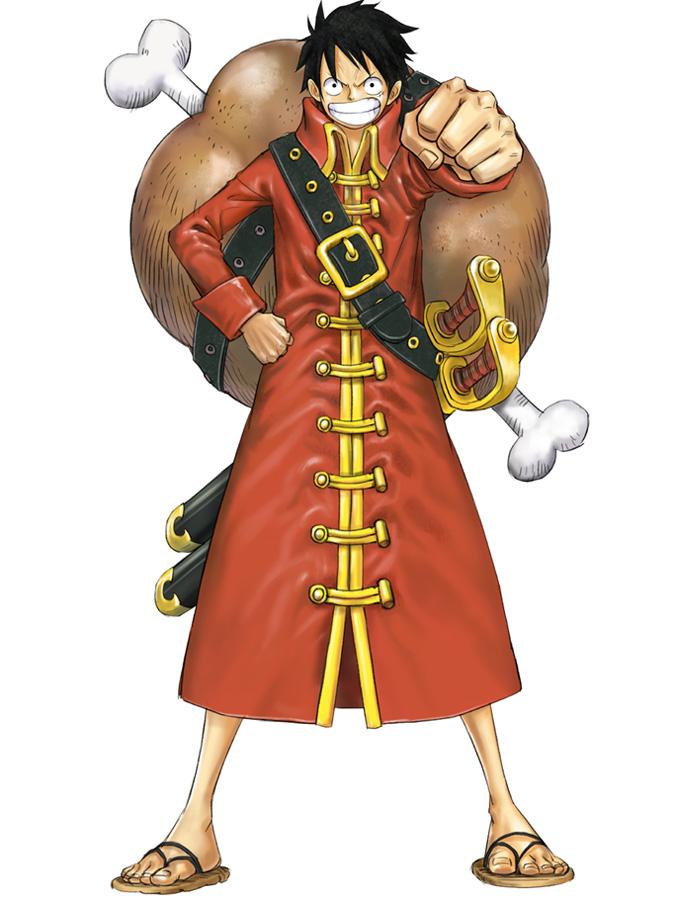 One Piece: Pirate Warriors 3 wurde von Bandai Namco Games angekündigt