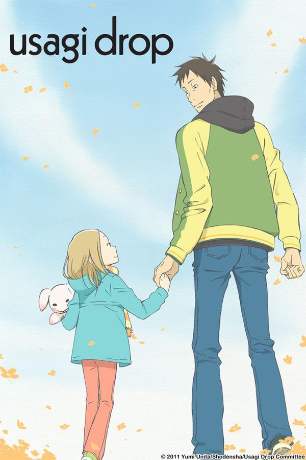Usagi Drop ab dem 15. Dezember 2017 bei AniMoon Publishing auf DVD sow