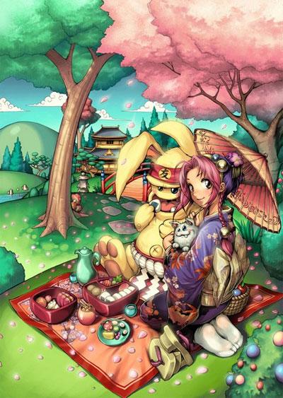 Viele Anime Neuerscheinungen im April