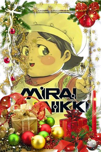 Mirai Nikki, Band 8