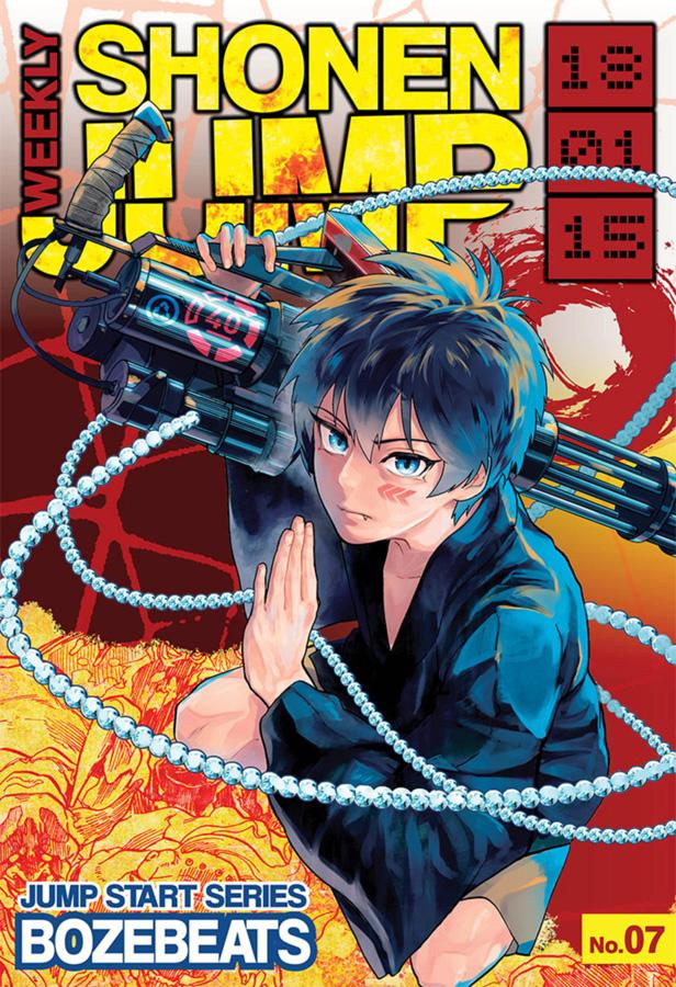 Das Aus für die Shonen Jump-Serie Bozebeats