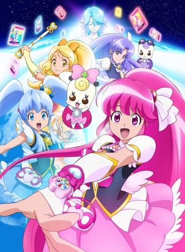 Happiness Charge Precure!, TV-Serie