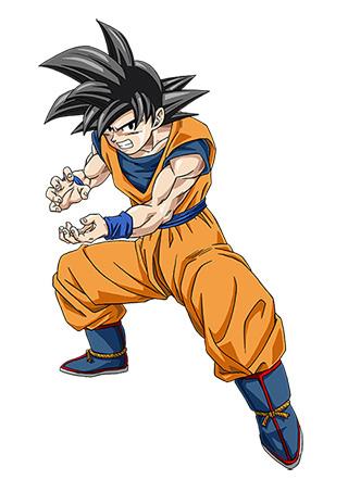 Son-Goku Artwork von Toyotarō