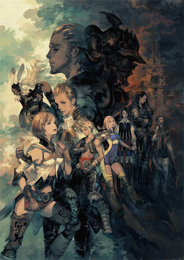 Final Fantasy XII: The Zodiac Age - ab dem 1. Februar 2018 auch für P