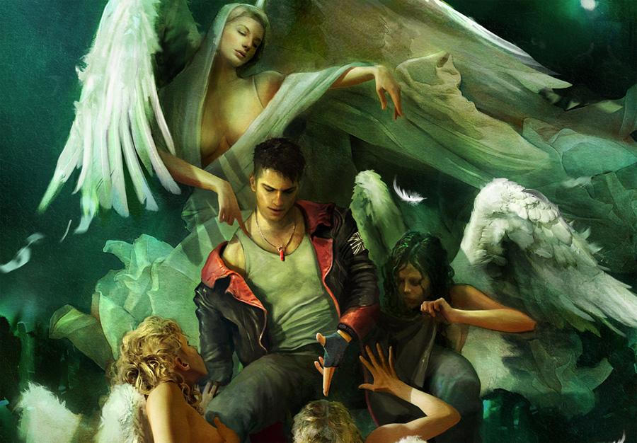 Aus alt wird neu! Capcoms Actionspiel Devil May Cry im neuem Gewand