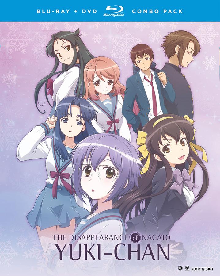 Das Verschwinden der Nagato Yuki-chan ab Juli 2018 bei Kazé