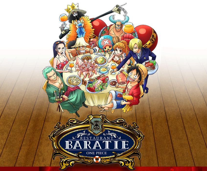 Neues One Piece Restaurant