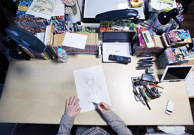 Masashi Kishimoto im Interview