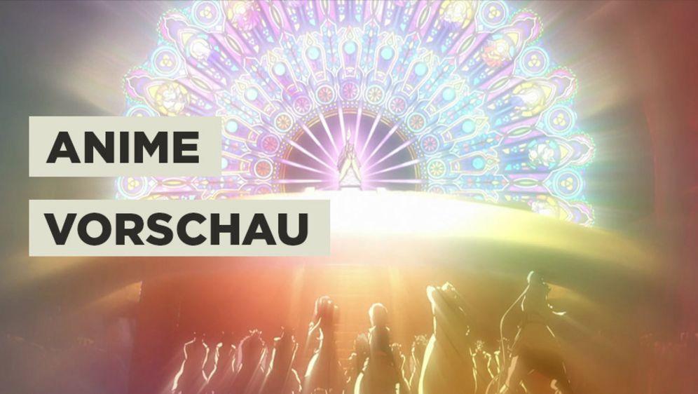 Das Animeprogramm auf ProSieben MAXX für die kommenden Tage vom 23. b
