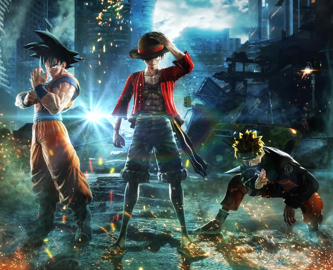Neues Shonen Jump Game mit dem Titel Jump Force erscheint 2019 *UPDATE