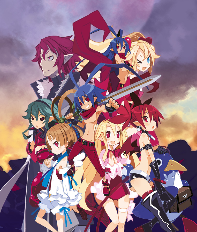 Disgaea D2: A Brighter Darkness ab sofort exklusiv für PlayStation 3