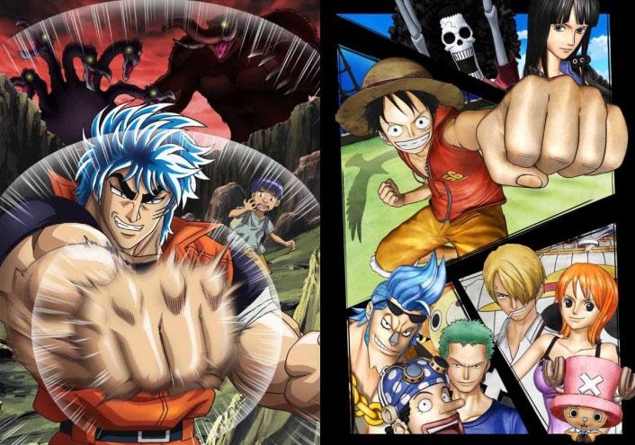 Erster Trailer zu One Piece 3D und Toriko 3D