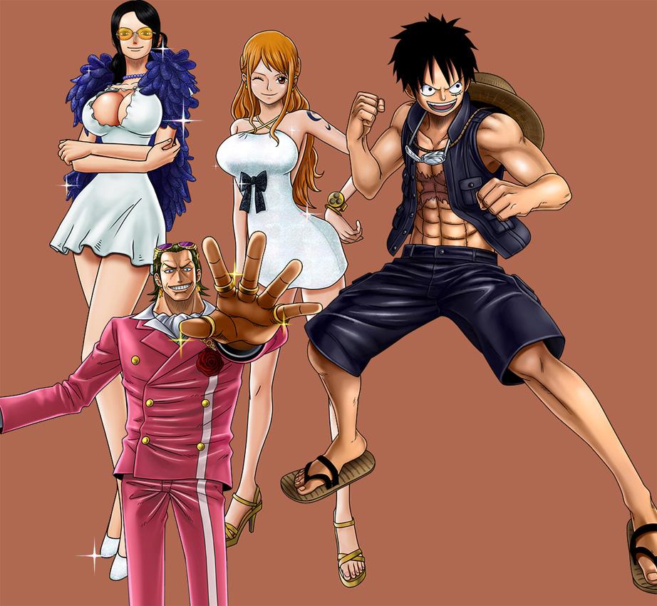 Bandai Namco enthüllt kommende DLC-Pakete für One Piece Burning Bloo