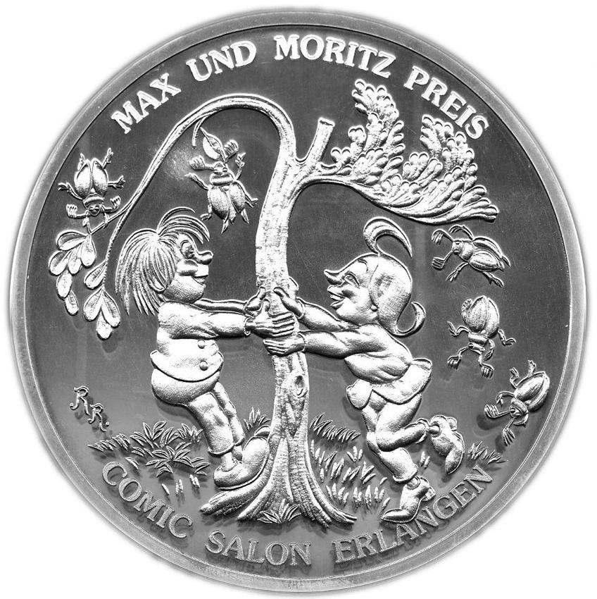 Der Max und Moritz-Preis 2018