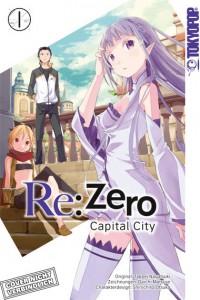Re:Zero – Capital City