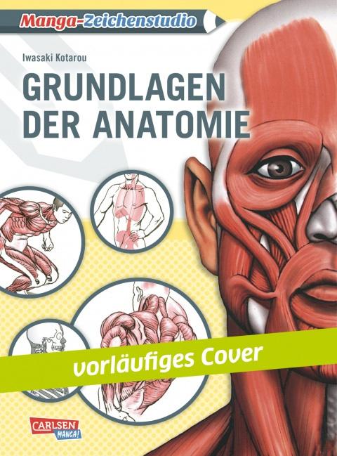 Manga-Zeichenstudio: Grundlagen der Anatomie