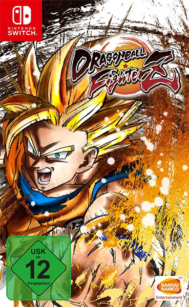Dragon Ball FighterZ auf Nintendo Switch