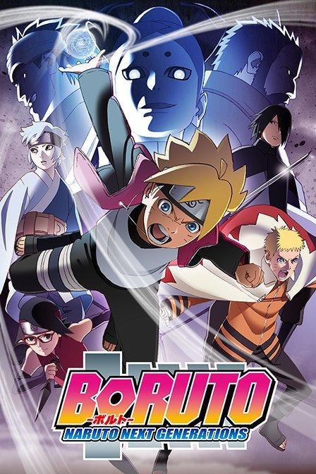 Ab dem 27. Dezember 2017 startet in der Anime TV-Serie Boruto: Naruto