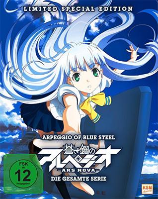 Arpeggio of Blue Steel – Ars Nova
