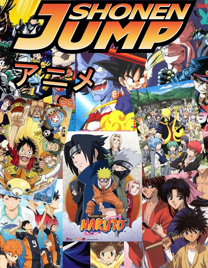 Das berühmte Shonen Jump und seine erfolgreichen Anime Adaptionen wie