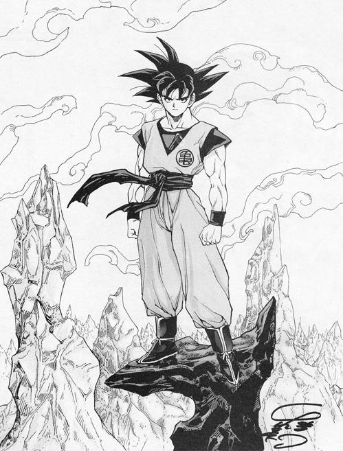 Neuer Crossover Manga von Akira Toriyama (Dragonball) und Masakazu Kat