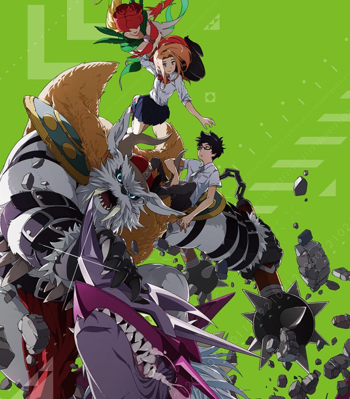 Der 2. Film Digimon Adventure tri. Ketsui ist genauso erfolgreich wie