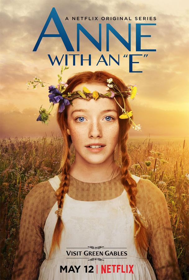 Anne with an E - Neuverfilmung zu Anne auf Green Gables auf Netflix
