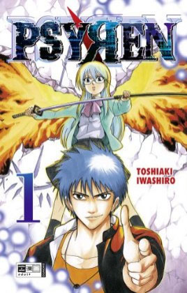 Viele Manga Neuerscheinungen im April