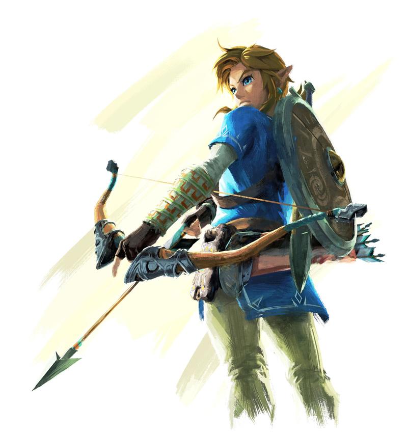 The Legend of Zelda: Breath of the Wild tritt ins Rampenlicht der E3