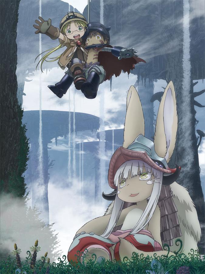 Made in Abyss TV-Serie von Universum Anime lizenziert