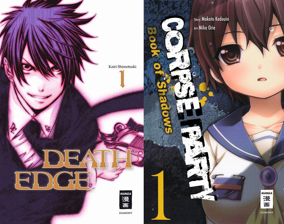 Egmont Manga - Das Manga Programm für Herbst/Winter 2016/2017