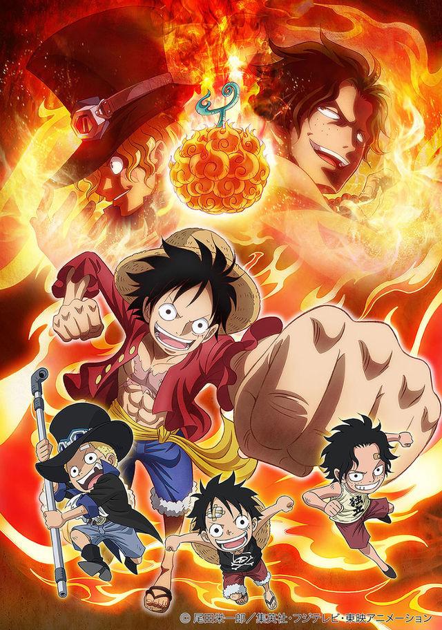 One Piece: Episode of Sabo - 3-Kyodai no Kizuna Kiseki no Saikai to Uketsugareru Ishi