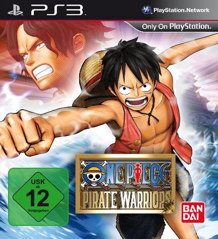 PS3 Game One Piece: Pirate Warriors demnächst für Europa und Nordame