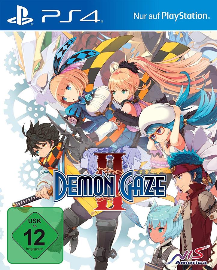 Demon Gaze II ab sofort für PlayStation 4 und PlayStation Vita erhäl