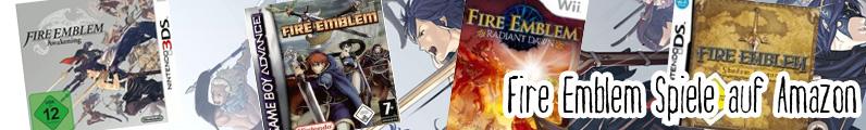 Fire Emblem Spiele auf Amazon