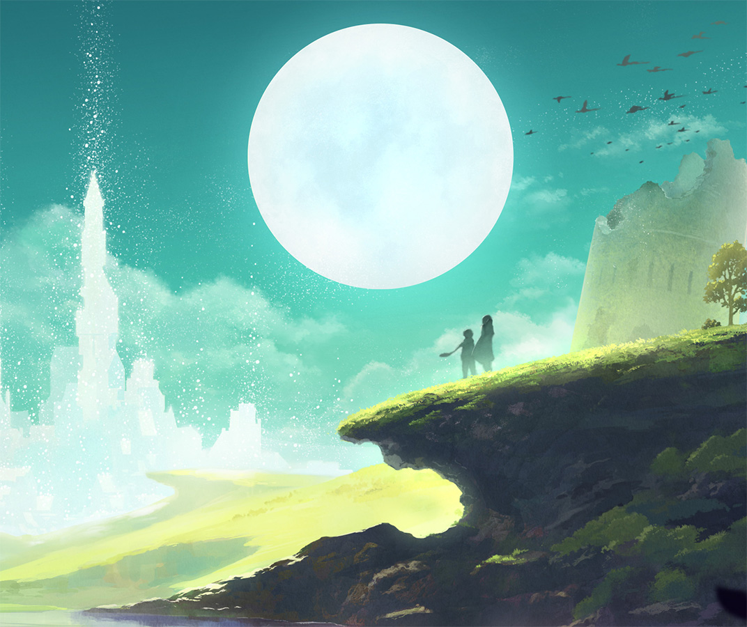Lost Sphear - Ab sofort für Nintendo Switch, PlayStation 4 und STEAM