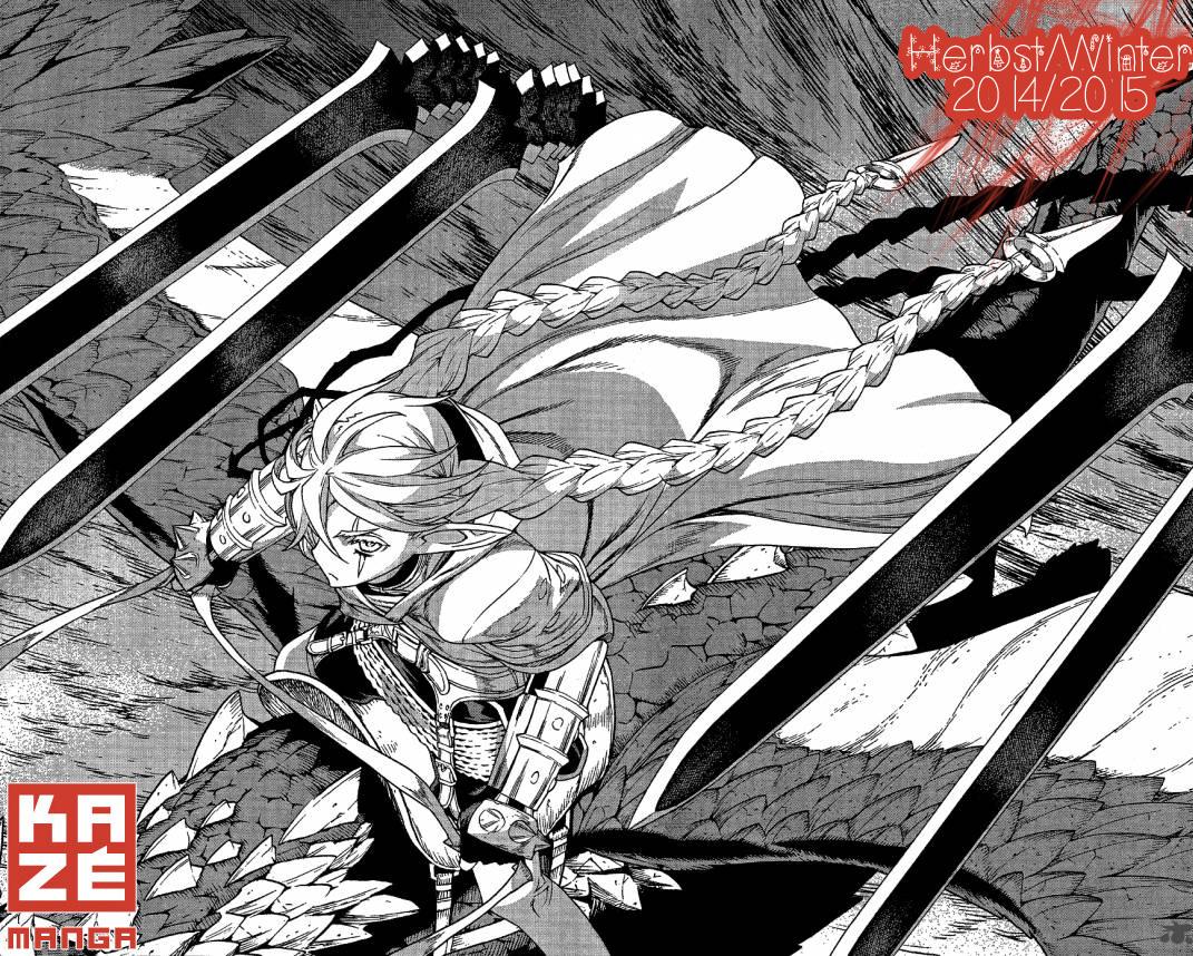 Kazé - Das Manga Programm für Herbst/Winter 2014/2015 *Update*