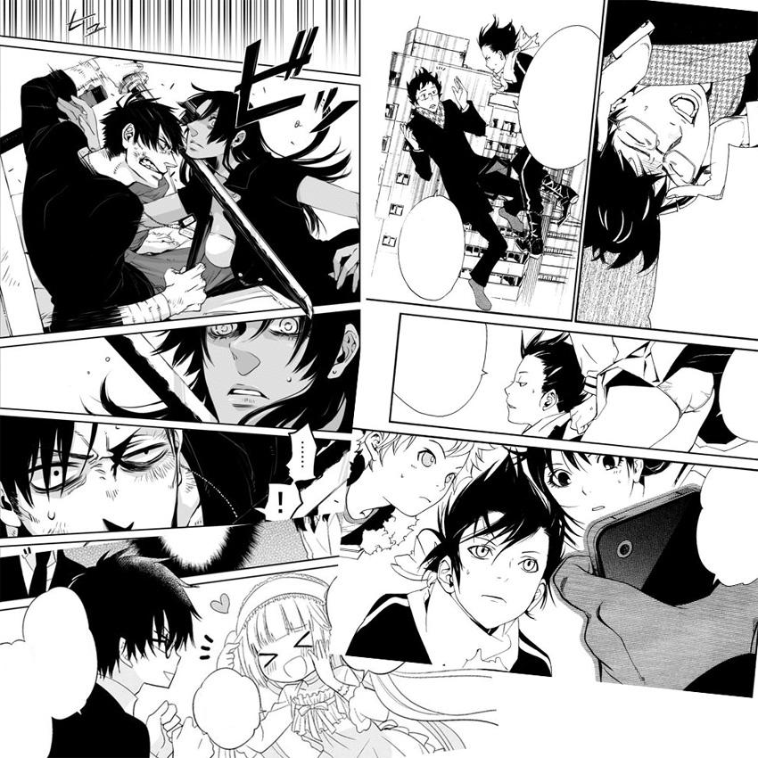 Gangsta., Noragami Tales oder Sie liebt gefährlich - Neue Manga Serie