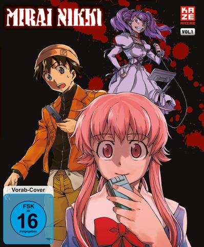 Mirai Nikki - Volume 1