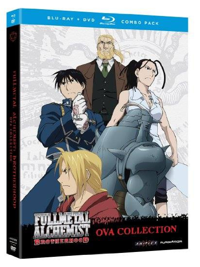 Fullmetal Alchemist: Brotherhood - OVA Collection