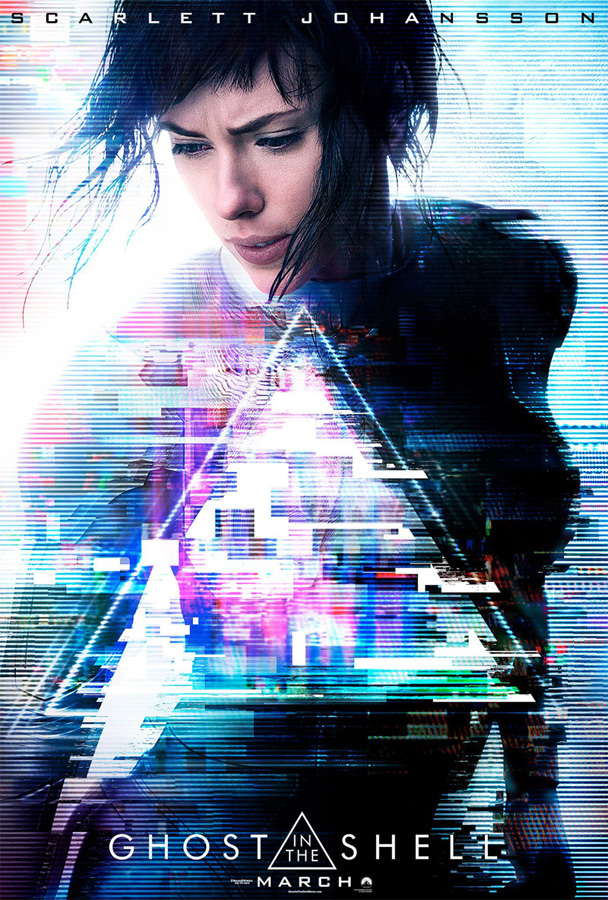 Erster Live-Action Film zu Ghost in the Shell mit Scarlett Johansson s