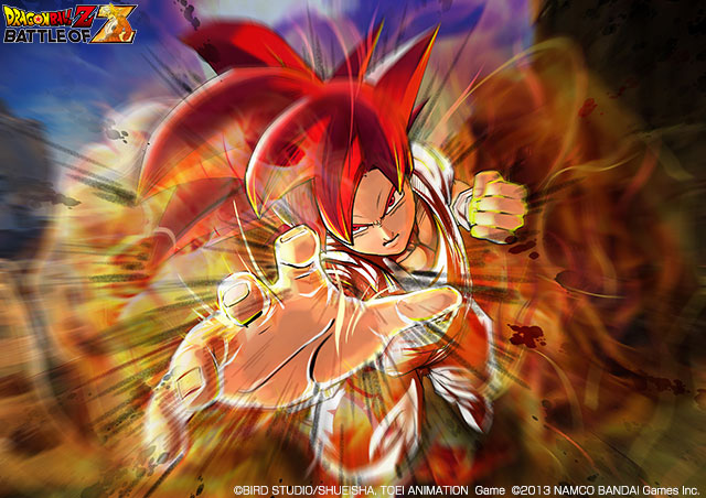 Neues Spiel zu Dragonball Z mit dem Namen Dragon Ball Z: Battle of Z *