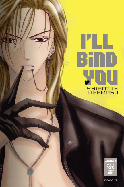 I'll bind you